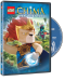 LEGO® set: 5002673 - Legends of Chima: The Power of the CHI DVD