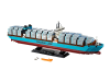 LEGO® set: 10241 - Maersk Container Ship