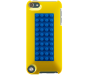 LEGO® set: 5002779 - iPod touch Case Yellow and Blue
