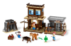 LEGO® set: 7594 - Woody's Roundup!