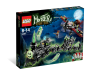 LEGO® set: 9467 - The Ghost train