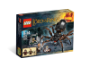 LEGO® set: 9470 - Shelob attacks