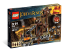 LEGO® set: 9476 - The Orc forge