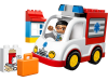 LEGO® set: 10527 - Ambulance