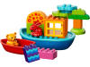 LEGO® set: 10567 - Toddler Build and Boat Fun