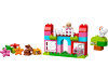 LEGO® set: 10571 - All-in-One-Pink-Box-of-Fun