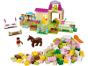 LEGO® set: 10674 - Pony Farm
