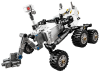 LEGO® set: 21104 - NASA Mars Science Laboratory Curiosity Rover