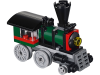LEGO® set: 31015 - Emerald Express