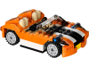 LEGO® set: 31017 - Sunset Speeder