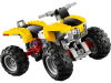LEGO® set: 31022 - Turbo Quad