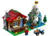 LEGO® set: 31025 - Mountain Hut