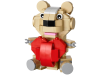 LEGO® set: 40085 - Valentine bunny with heart