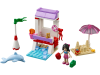 LEGO® set: 41028 - Emma's Lifeguard Post