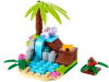 LEGO® set: 41041 - Turtle's Little Paradise