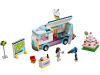 LEGO® set: 41056 - Heartlake News Van