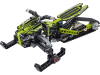LEGO® set: 42021 - Snowmobile