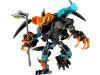LEGO® set: 44021 - SPLITTER Beast vs. FURNO & EVO