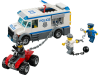LEGO® set: 60043 - Prisoner Transporter