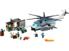 LEGO® set: 60046 - Helicopter Surveillance