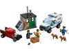 LEGO® set: 60048 - Police Dog Unit