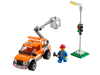 LEGO® set: 60054 - Light Repair Truck