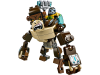 LEGO® set: 70125 - Gorilla Legend Beast