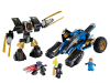 LEGO® set: 70723 - Thunder Raider