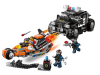 LEGO® set: 70808 - Super Cycle Chase