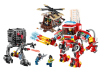 LEGO® set: 70813 - Rescue Reinforcements