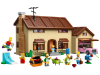 LEGO® set: 71006 - The Simpsons House