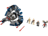 LEGO® set: 75044 - Droid Tri-Fighter