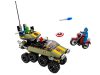 LEGO® set: 76017 - Avengers: Captain America vs. Hydra