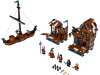 LEGO® set: 79013 - Lake-town Chase