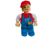LEGO® set: 850834 - Plush Buddy Figure