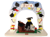 LEGO® set: 850935 - Classic Minifigure Graduation Set