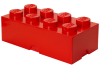 LEGO® set: 5000463 - 8 stud Red Storage Brick