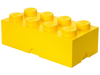 LEGO® set: 5001267 - 8 stud Yellow Storage Brick