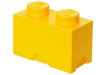 LEGO® set: 5003570 - 2 stud Yellow Storage Brick
