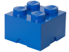 LEGO® set: 5003574 - 2x2 stud Blue Storage Brick