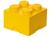 LEGO® set: 5003576 - 2x2 stud Yellow Storage Brick