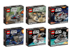 LEGO® set: 5003835 - Microfighters Collection