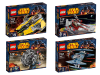 LEGO® set: 5004229 - LEGO® Star Wars™ Great Vehicles Collection