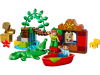 LEGO® set: 10526 - Peter Pan's Visit