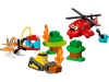 LEGO® set: 10538 - Fire and Rescue Team