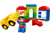 LEGO® set: 10543 - Superman Rescue