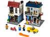 LEGO® set: 31026 - Bike Shop & Cafe