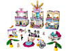 LEGO® set: 41058 - Heartlake Shopping Mall