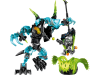 LEGO® set: 44026 - CRYSTAL Beast vs. BULK