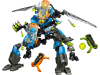 LEGO® set: 44028 - SURGE & ROCKA Combat Machine